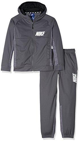 gris Foncé Mixte Gris Foncé Nike Trk noir Nsw blanc Bébé Combinaison Poly wqxf6F80