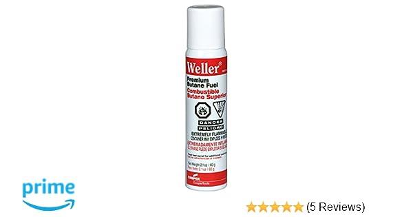 Weller WB1 Butane Fuel, 2.1 Oz, Ups Grnd, No Air, Black - Weller Tip - Amazon.com