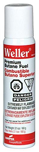 Weller WB1 Butane Fuel, 2.1 Oz, Ups Grnd, No Air, Black