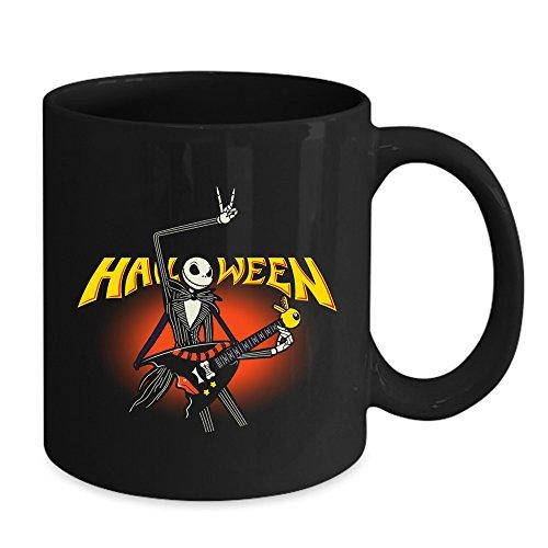 Jam before Christmas Mug - Happy Halloween (How Many Days Before Halloween 2017)