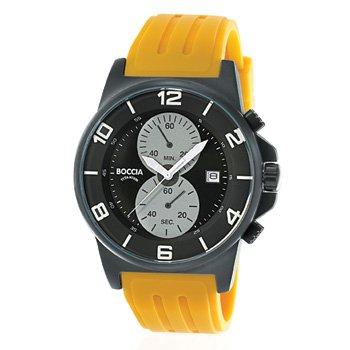 3777-11 Boccia Titanium Watch