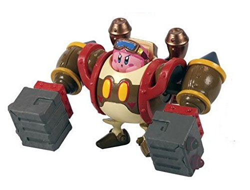 Takara Tomy Kirby Robobot Armour Collection 2 Mini Figure~Stone Mode~Size 3.5cm Armour Collection