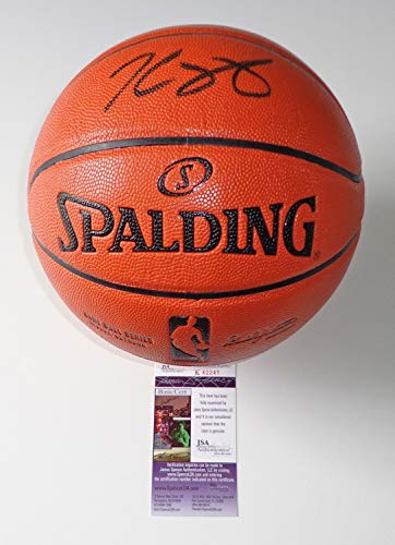 Kevin Durant Golden State Warriors Autographed Signed Spalding Nba Basketball Memorabilia JSA K42241 - Certified Signature