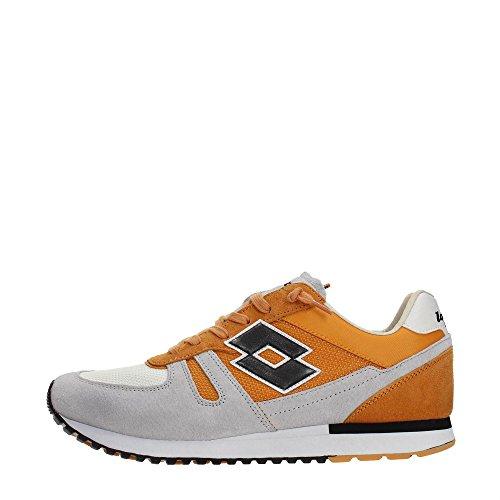 Lotto Legenda T457 Sneakers Herren PEARL/ORA NUG