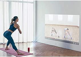 MJ-Brand Mini proyector portátil Inteligente - Wi-Fi 100 ...