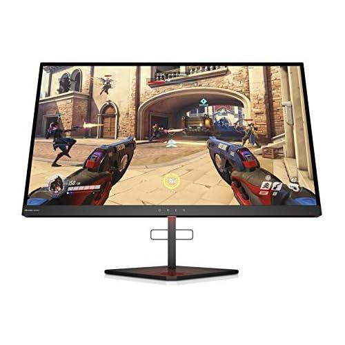 chollos oferta descuentos barato HP OMEN X 25 Monitor gaming de 25 pulgadas con G sync altura ajustable TN 240 Hz 1 ms FHD 1920 x 1080 400 nits negro