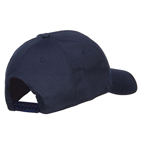 23f90eae672deb Top Gun Logo Embroidered Pro Style Cap - Navy OSFM - Import It All