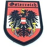 3 D Rubber Patch Osterreich Austria Bundesheer Streitkrafte