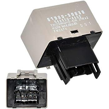 2003-2010 Pontiac Vibe LED Turn Signal Flasher CF18 LM449