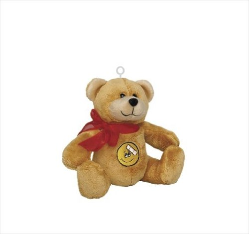 - 1 X Get Well Plush Balloon Weight Bear by Unique Industries
