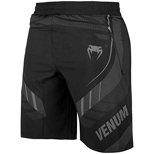 Venum Technical 2.0 Training Shorts - Black/Black - M