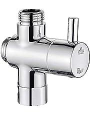 Ibergrif M92201 dispenser, messing, zilver, eenheidsmaat