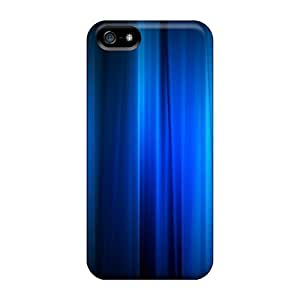 Case Cover Bluee Iphone 5/5s Protective Case by mcsharks