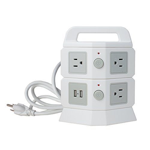 uxcell Protector Charger Station Extension