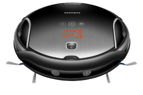 Samsung VC RM96W Vacuum Cleaner Activated