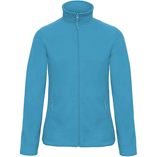 Atoll amp;C Jacket B 501 Full Microfleece Zip Id Ladies Collection Sxzwqfzv