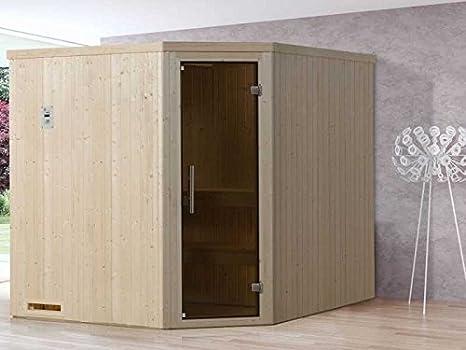 Weka elemento sauna 508 GT Gr, 3 y 7.5 kW Bio-estufa: Amazon.es: Bricolaje y herramientas