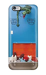 Shock-dirt Proof Boy Toy Chest In Turquoise Room Case Cover For Iphone 6 Plus