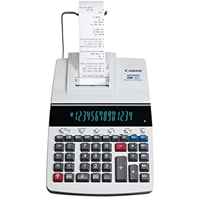 Canon Office Products MP49DII Desktop Printing Calculator from Canon USA Inc.