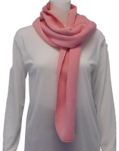 (KENYON Polartec Fleece Scarf, Pink, One)