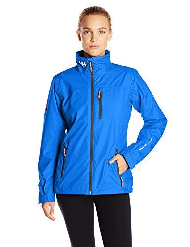 Womens Olympian Jacket (Helly Hansen Women's Crew Jacket, Medium, Olympian Blue)