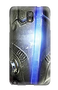 Snap-on Case Designed For Galaxy Note 3- Dark Void