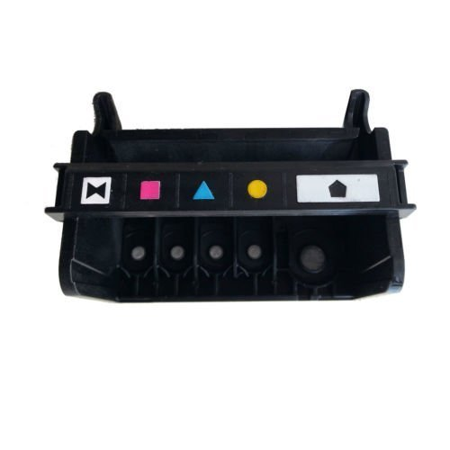5-Slot Printhead Replacement for CB326-30002 CN642A for HP564XL HP 564 Ink Cartridges Office Printhead Printer Parts(Black) ()