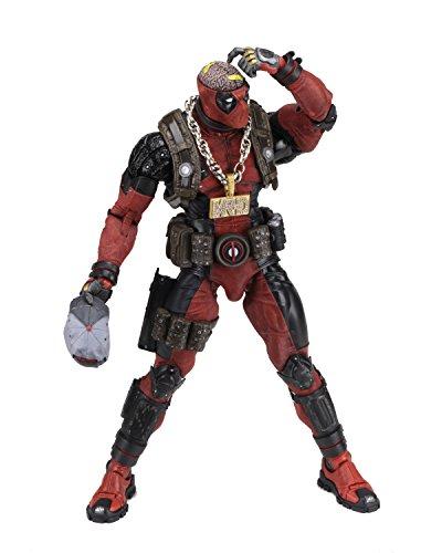 NECA - Marvel -1/4 Scale Action Figure - Ultimate Deadpool