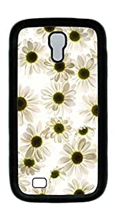 Personality customization Custom Cover Case with Hard Shell Protection case for samsung galaxy s4 - One hundred white snow