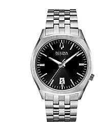 Bulova Men's Accutron II 96B214 Silver Stainless-Steel Quartz Watch