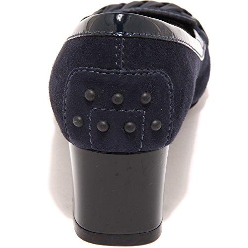 Donna Shoes Tod's Blu Decollete 42933 Scarpa Women IxX0wXr