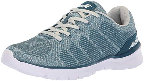 5dfcd6d7be8d6 Avia Women s Avi-Rift Sneaker deep Sapphire Teal White 6.5 Wide US