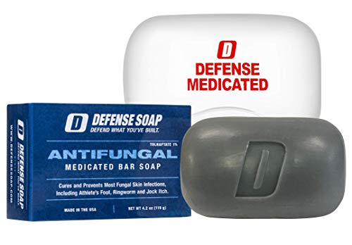 Defense Antifungal Soap Infections Snap Tight product image