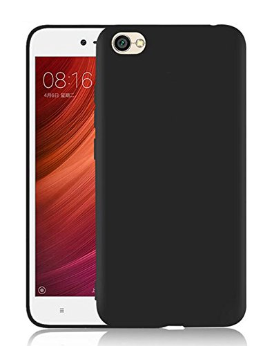 watch 0dc73 9dcf5 FABUCARE Back Cover for Xiaomi Redmi Y1 Lite (Black)