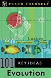 img - for Teach Yourself 101 Key Ideas: Evolution 1st edition by Jenkins, Morton (2001) Paperback book / textbook / text book