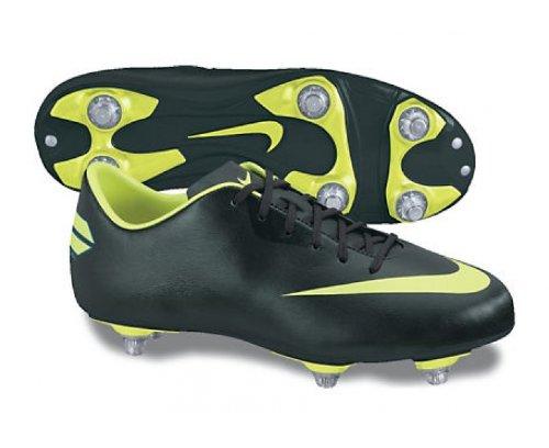 Nike Junior Mercurial Victory III Soft Ground Football Boots Black V8J0h8uTls