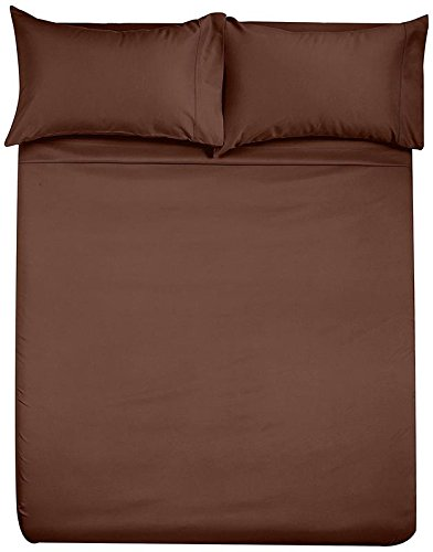 Exotic Bedware ! Heavy Discount Deal 1800 Series Brushed Microfiber Queen Size Sleeper Sofa Sheet Set (62