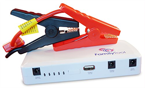 Portable Car Battery Jump Starter product image