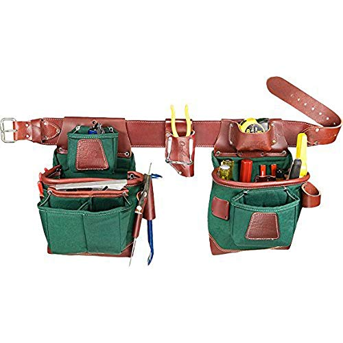 Occidental Leather 8585 M Heritage FatLip(TM) Tool Bag Set
