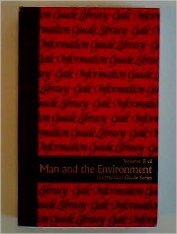 Environmental economics: A guide to information sources (Man