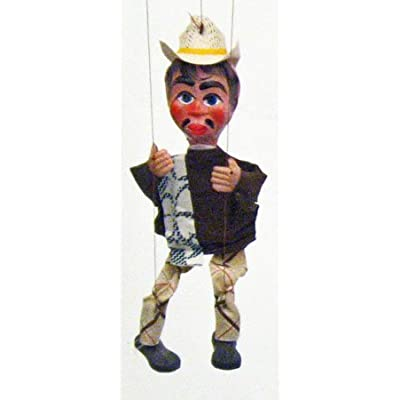 Mexican Marionette Puppets - Hombre (Man): Home & Kitchen