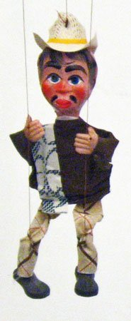 Mexican Marionette Puppets - Hombre (Man) for sale  Delivered anywhere in USA