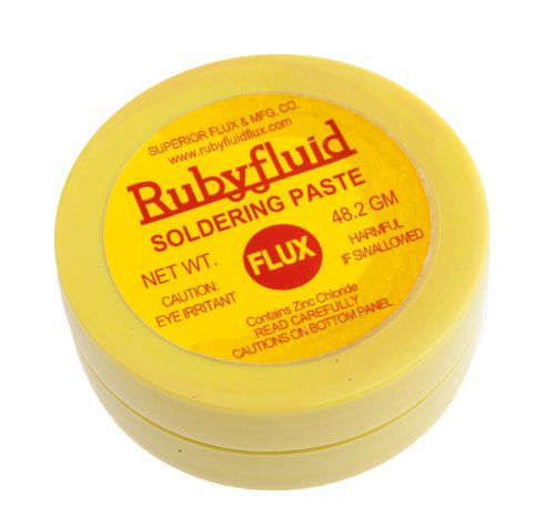 Forney 38125 Soldering Flux Paste 2oz Search Plumbing