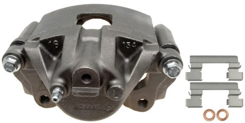 Raybestos FRC10839 Professional Grade Remanufactured, Semi-Loaded Disc Brake Caliper - Front Reman Brake Calipers