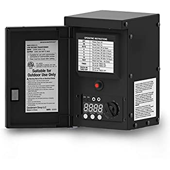 Intermatic Ml300rtw Malibu 300 Watt Power Pack With Timer