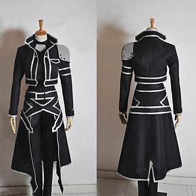 Sao Sword Art Online Fairy ALO Electric danza chaqueta negro ...