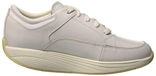Mbt Sneaker Bianco Uomo Basso Reem A Collo q50qar