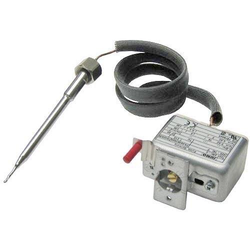 Keating 34357 High Limit 425F Fixed Cap 2 1//4 X 4 Bulb For Keating Fryer W//Stuff Box 481113