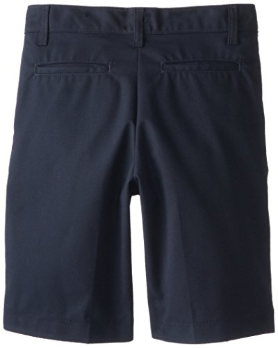 Dickies Boys' Pleated-Front Uniform Short
