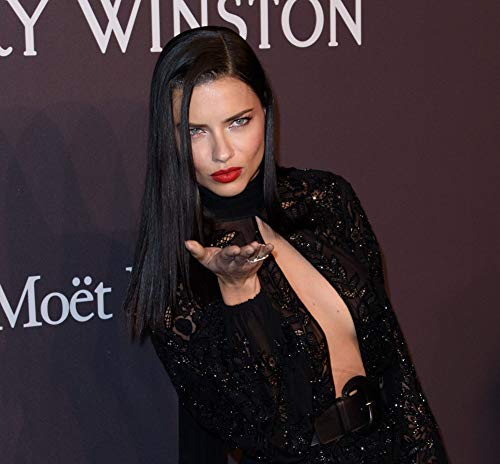 Posterazzi Poster Print Adriana Lima at Arrivals for 19Th Annual Amfar Gala Cipriani Wall Street New York Ny February 8 2017. Photo by RcfEverett Collection Celebrity (20 x 16) (Adriana Lima Best Photos)